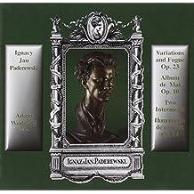 Paderewski, Vol. 2: Piano Works (2000-09-26)