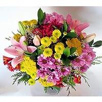 Ramo de flores variadas-FLORES NATURALES-ENTREGA EN 24 HORAS