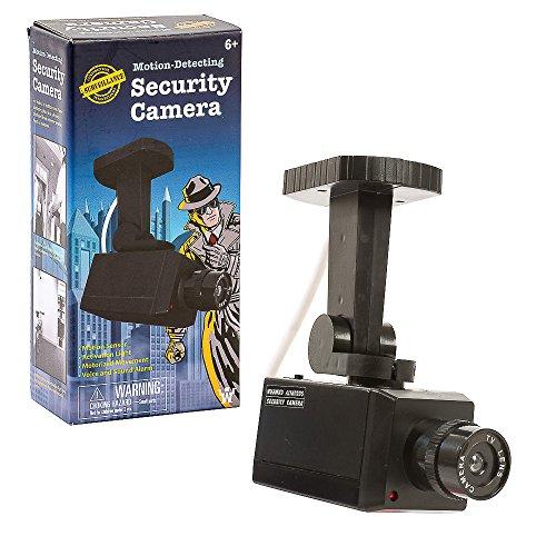 Unbekannt Funtime eg7965Geschenke Motion-Detecting Sicherheit Kamera mit Motion Censor, Licht und Stimme ()