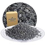 25 kg Pflastersplitt 2-5 mm aus Diabas Edelsplitt von Schicker Mineral für eine stabile, drainagefähige Pflasterbettung