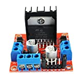 Diymall L298n Module Dual H Bridge Stepper Motor Driver Board Modules for Arduino Smart Car