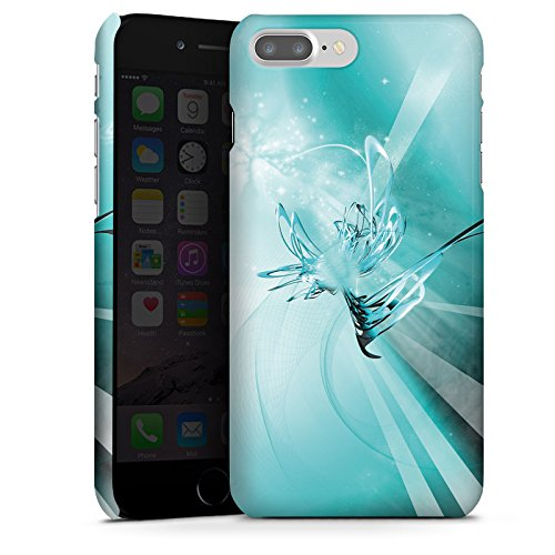 Apple iPhone X Silikon Hülle Case Schutzhülle Space Universum Abstrakt Premium Case glänzend