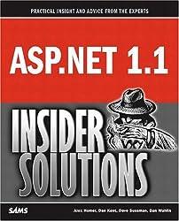 ASP.Net 1.1 Insider Solutions