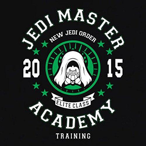 TEXLAB - Jedi Master Academy - Damen T-Shirt Braun