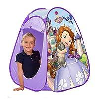 John GmbH Disney Sofia Pop-Up Play Tent (Purple)