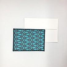 I was a Sari Writing Card, 11.4 x 16.2 cm