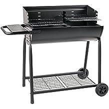 Mayer Barbecue BRENNA Barbacoa parilla de carbón MHG-100 Basic