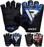 Best Gants RDX Crossfit - RDX Gants de Musculation Poignet Gymnastique Workout Fitness Review