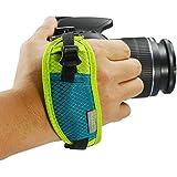 First2savvv Professionnel rapide caméra Grip poignet bande courroie poignet poignée pour appareil photo SLR DSLR(Canon Nikon Sony Pentax Olympus,etc)-SWD-FFBB-06