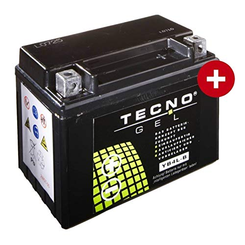 Tecno YB4L-B Gel Batterie Jet Force 50 C-Tech 2005-2014
