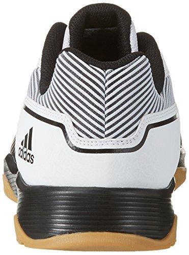 adidas Gym Warrior 2 M, Chaussures de Fitness Homme Multicolore (Ftwr White/Core Black/Gum)