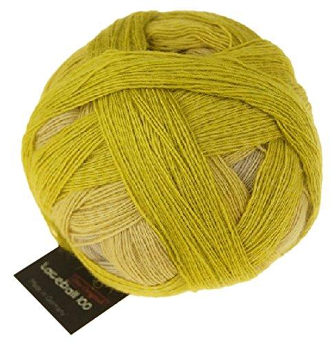 Schoppel-Wolle Pelote de laine 100, trait de lumière
