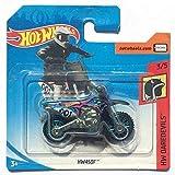 Hot Wheels FJX52 HW450F Motorrad #001 Blau (HW Daredevils 3/5)