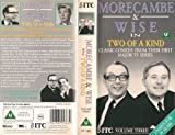 Morecambe & Wise: Two of a Kind Vol. 3 [VHS] [1961]