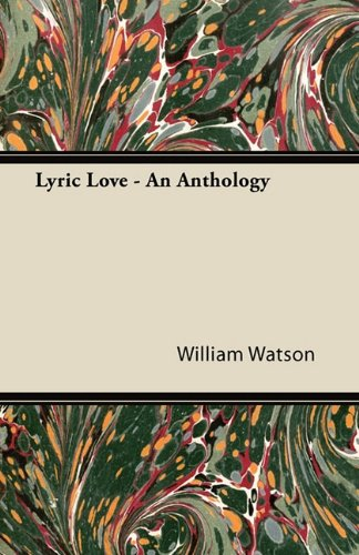 Lyric Love - An Anthology Cover Image