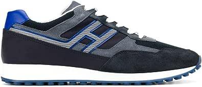 Hogan Sneakers Uomo HXM4290BD80KW1672R Pelle Nero