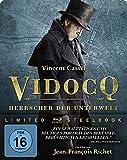 DVD Cover 'Vidocq - Herrscher der Unterwelt LTD. - Limitiertes Steelbook samt FSK-Umleger [Blu-ray]