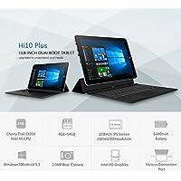 CHUWI HI10 PLUS 10.8 Pouces Windows 10 + Android 5.1 Tablette PC Intel Cherry Trail X5 Z8350 Quad Core 1.44GH