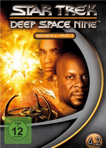 Star Trek - Deep Space Nine/Season 4.2 (4 DVDs)