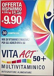 ACT Vita 50+ Multivitaminico - 30 Capsule Compresse