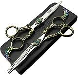 6 Zoll Friseur Schere High-End Salon Friseur Schere Japan Edelstahl Barber Schere Tools Set
