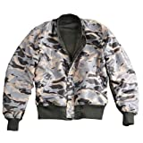 Original Alpha Industries MA-1 Reversible Camo,Bomberjacke - 2