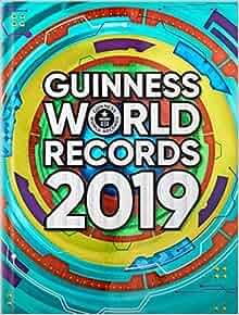 Amazon.fr - Guinness World Records 2019 - Version Anglaise - Guinness World Records - Livres