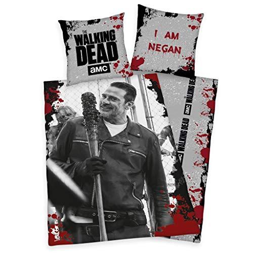 Klaus Herding GmbH The Walking Dead Bettwäsche I am Negan/Lucille
