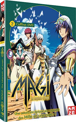 Magi - The Labyrinth of Magic - Box 2/2