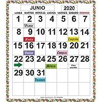 Calendario magnético nevera perpetuo