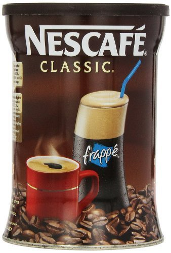 Nescafe Classic Instant Greek Coffee, 7 Ounce by Nescafe [Foods]