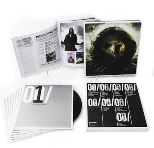 The Delerium Years 1994 - 1997 (Remastered By Steven Wilson) (180g) (Limited Edition Box Set)