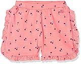TOM TAILOR Kids Baby-Mädchen Shorts, (Strawberry Pink|Rose 2870), 86