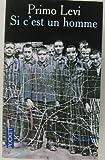 Si c'est un homme - Pocket - 01/01/2005