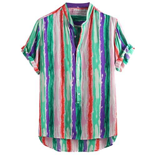 friendGGHerren Hemden Outdoor Fun-T-Shirts Sport & Freizeit Herrenbekleidung Sportswear-Shirts...