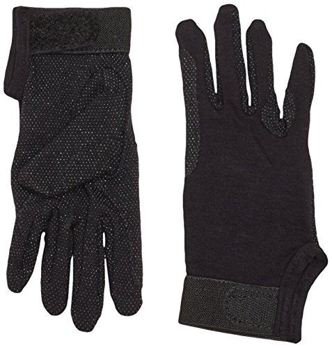 Covalliero Reithandschuhe Jersey Handschuh Schwarz S