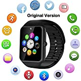 MICROMAX CANVAS MEGA 4G GT08 Smart Watch With Camera || Smart Watch With Memory Card|| Smart Watch With Sim Card Support ||fitness Tracker|| Bluetooth Smart Watch||Wrist Watch Phone|| Smart Watch With Facebook. Whatsapp|| 4G Smart Watch||Any Color ||Best