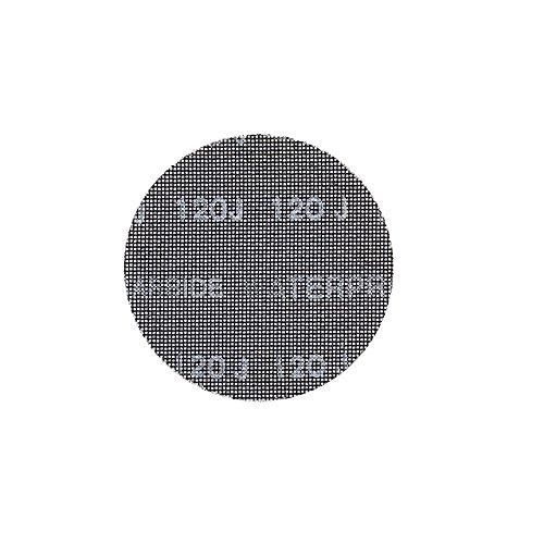 DeWALT DTM3117 Schleifgitter 125mm K240 10Stk, 6 Stück