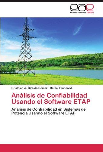 Analisis de Confiabilidad Usando El Software Etap