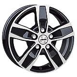 Autec q6516505102211–6,5x 16ET505X 118aleación llantas