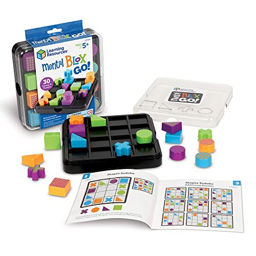 Learning Resources Mental BLOX GO