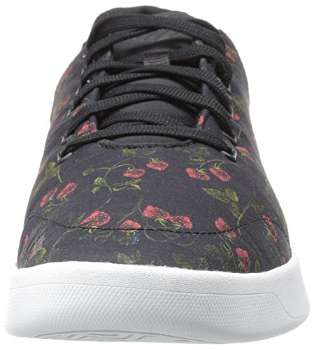 K-Swiss Damen Aero Trainer Liberty Sneaker Schwarz (Black/White)