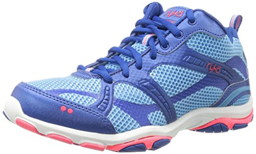 ryka-womens-enhance-2-cross-trainer-shoe-blue-coral-65-uk-m