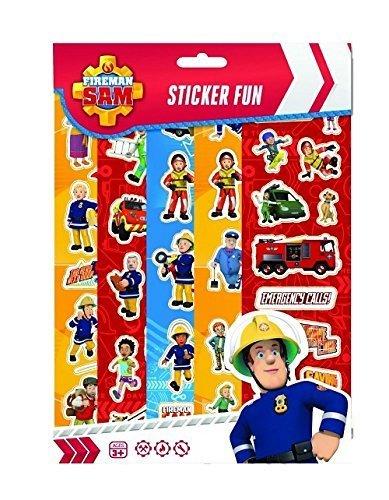 Image of Anker Fireman Sam Fun Sticker