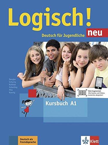 Logisch! neu a1, libro del alumno con audio online por Vv.Aa.