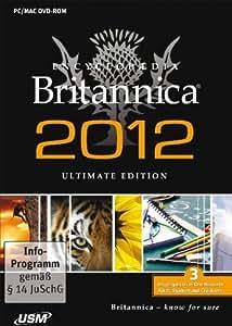 Encyclopaedia Britannica 2012