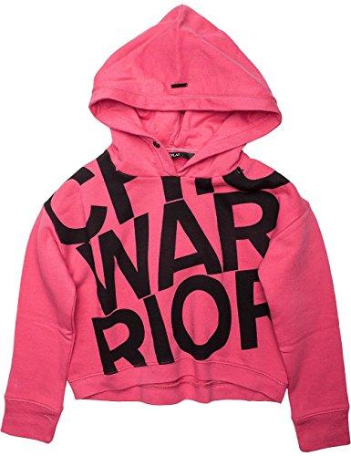 Replay - SG2341.052.20990, Felpa per bambine e ragazze, rosa (rosa  (raspberry pink 361)), 8 anni