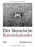 Produkt-Bild: Der literarische Katzenkalender 2019: Zweifarbiger Wochenkalender