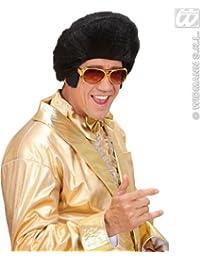 Elvis Brille mit Koteletten