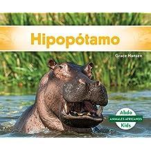 Hipopótamo (Hippopotamus) (Animales africanos / African Animals)